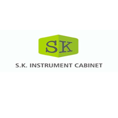 S K Instrument Cabinet